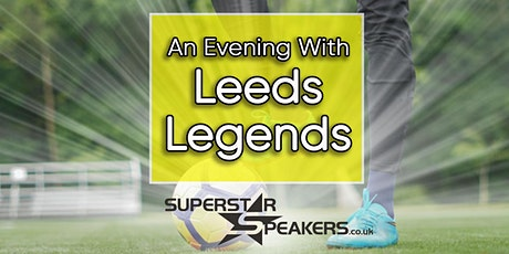 An Evening with Leeds United Football Club Legends tickets