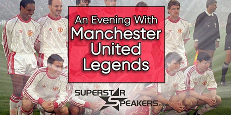 The 1991 Cup Winners Cup Manchester United Legends Tour - Hull tickets