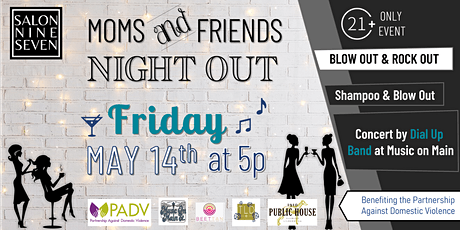 Moms and Friend's Night Out tickets