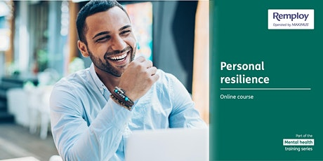 Personal Resilience - Your wellbeing at work tickets