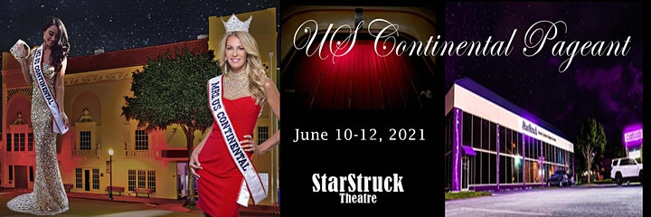 US CONTINENTAL PAGEANT 2021 image