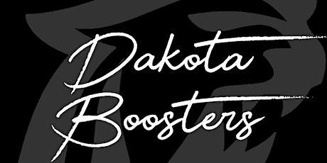 Thursday April 29th Dakota Boosters - Community Meeting tickets