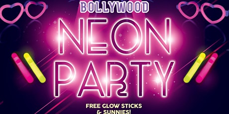 Bollywood Neon Party tickets