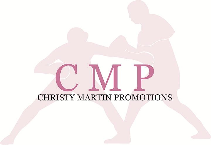 CHRISTY MARTIN ORLANDO FIGHT NIGHT II image