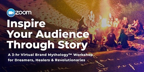 Inspire Your Audience Through Story Workshop tickets