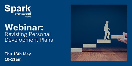 Spark Webinar:  Revisiting Personal Development Plans tickets