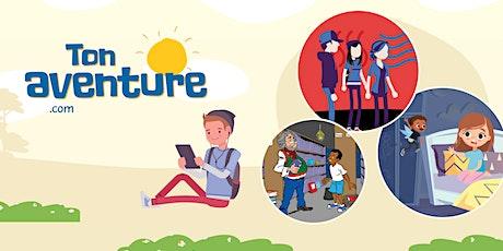 Lancement de la 3e édition de la campagne « tonaventure.com »! billets