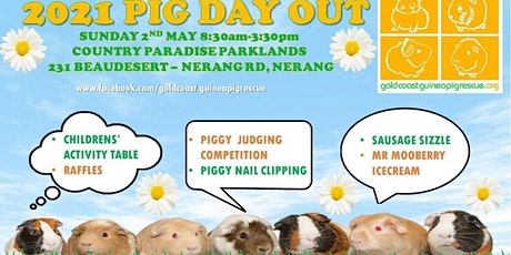 2021 PIG DAY OUT tickets