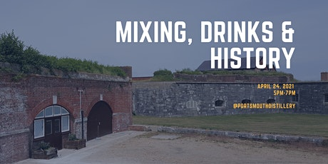 An Evening @ The Portsmouth Distillery tickets
