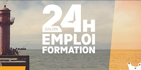 24 heures pour l'emploi et la formation billets