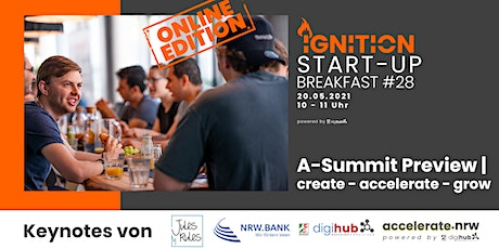Ignition Start-up Breakfast #28 Tickets