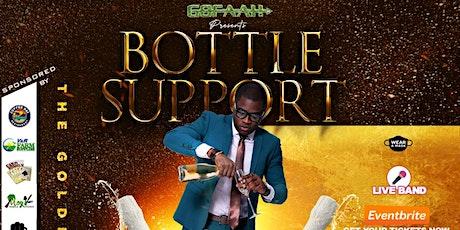Bottle Support GALA tickets