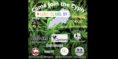 4/20 Celebration with the best wellness brands in town. Enjoy tickets