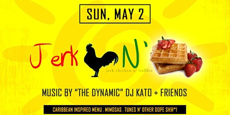 Jerk Chicken N' Waffles Brunch: The Grand Return, May 2021 tickets