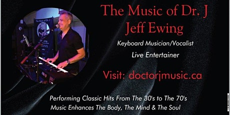 Dr. J (Jeff Ewing) Covid-19 Live Stream Concert 11 am (EDT) Apr 23/2021 tickets