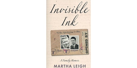 Invisible Ink: A Family Memoir tickets