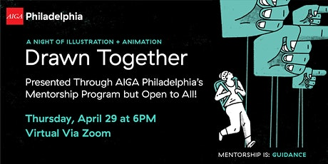 Drawn Together: A Night of Illustration + Animation tickets