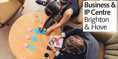 BIPC Brighton & Hove - 121 Information Clinic tickets