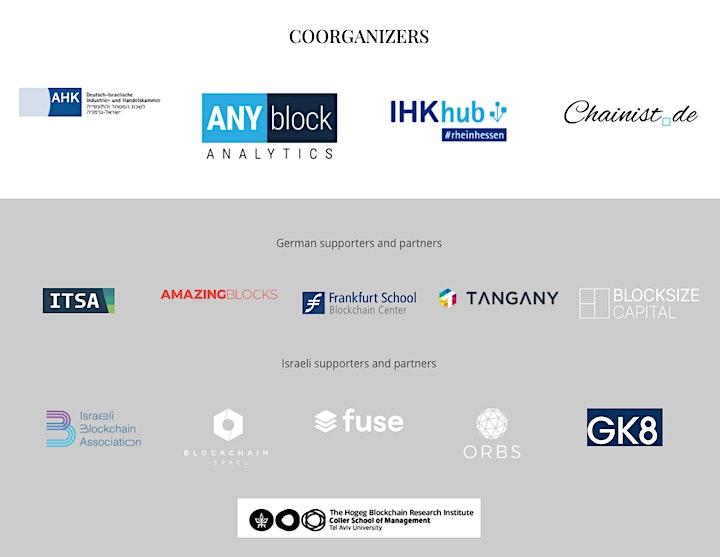 German and Israeli Blockchain Networking image