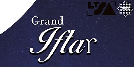 LUIS grand Iftar tickets