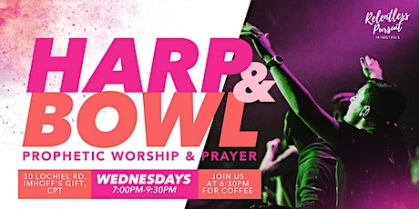 Harp and Bowl tickets