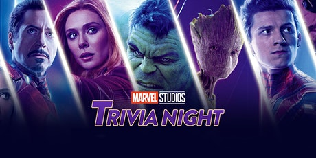 Marvel (MCU) Trivia on the Gold Coast tickets