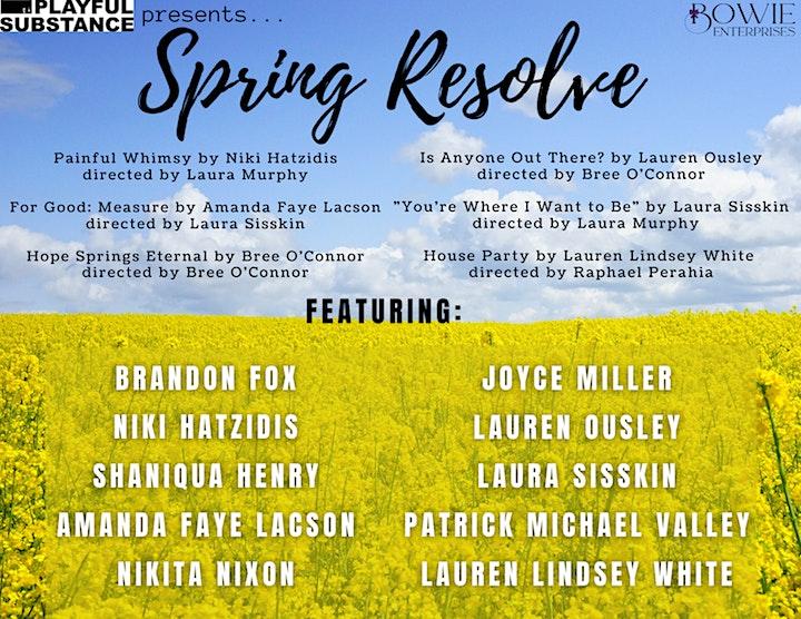 Spring Resolve image