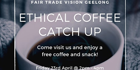 Ethical Coffee Catch-Up tickets