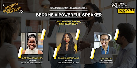 Become a powerful speaker tickets