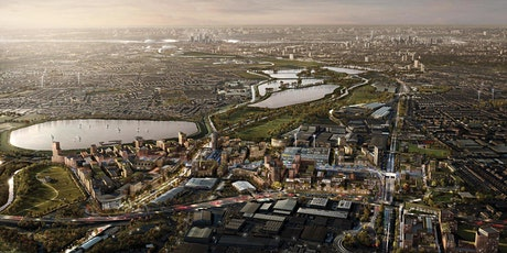 Foreground at Meridian Water - sharing radical approaches to regeneration tickets