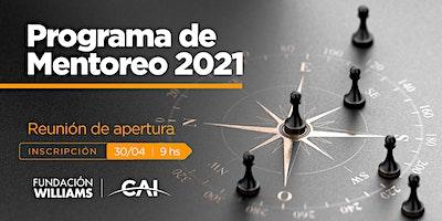 Programa de Mentoreo CAI – FW 2021