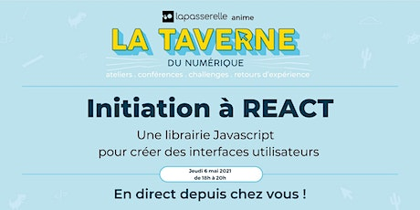 S'initier à React.js pour développer des applications web riches !  billets