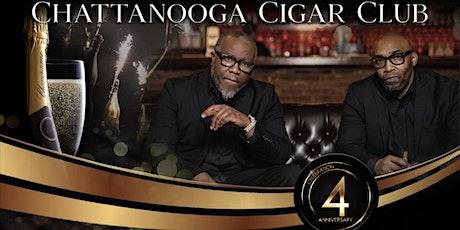 Chattanooga Cigar Club ALL BLACK Anniversary Celebration tickets