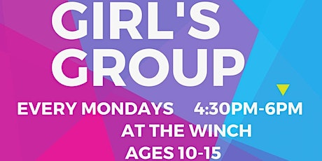 Girls Group Session tickets