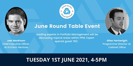 June Round Table Event tickets