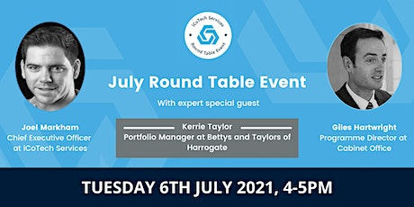 July Round Table Event tickets