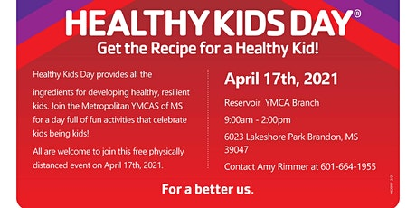 YMCA Healthy Kids Day 2021 tickets