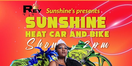 Sunshine Heat Car and Bike Fashion Show tickets