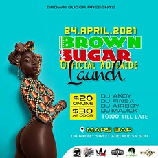 Brown Sugar Adelaide Official Launch tickets