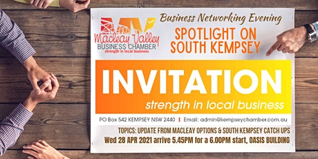 Macleay Valley Chamber Evening, Spotlight on South Kempsey tickets