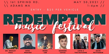 Redemption Music Festival tickets
