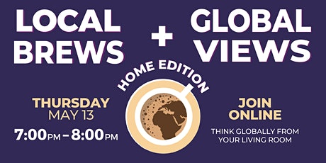 Local Brews + Global Views ft. Development & Peace tickets