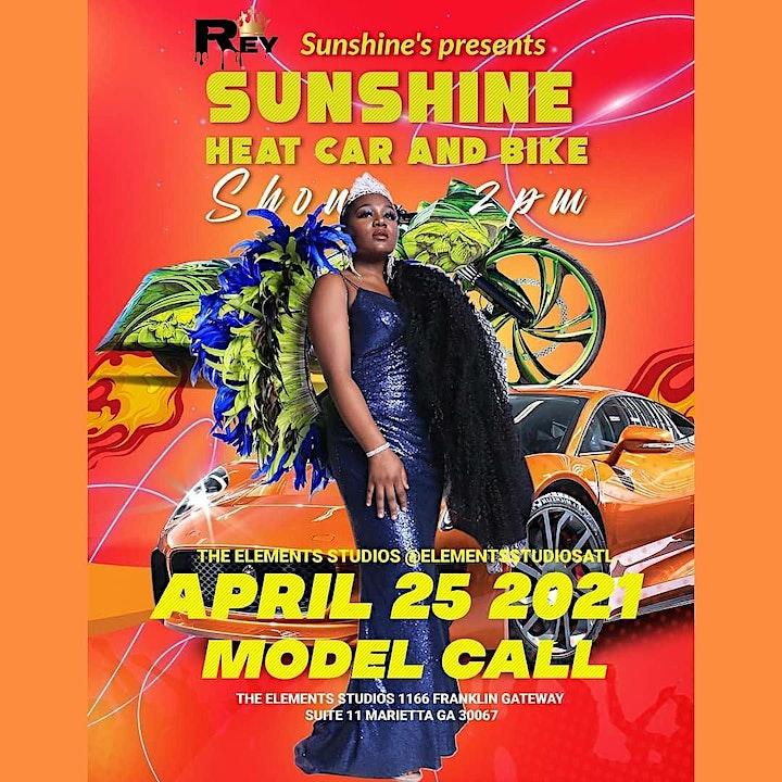 Sunshine Heat Car and Bike Fashion Show image