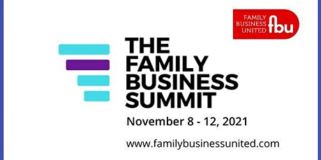 The Family Business Summit 2021 tickets