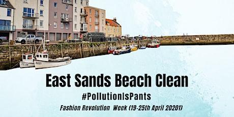 #PollutionIsPants Beach Clean tickets