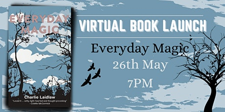 Everyday Magic Book Launch tickets