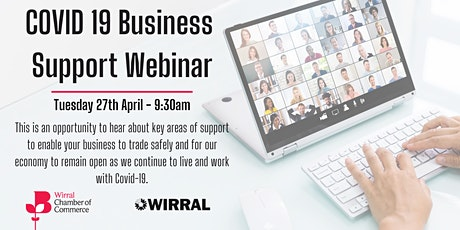 Covid-19 Business Support Webinar tickets