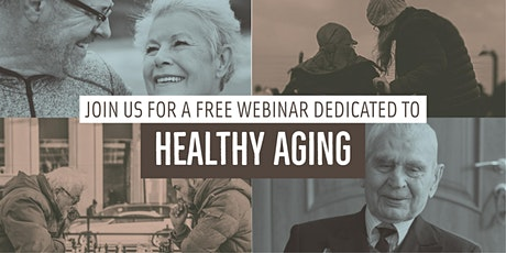 Healthy Aging tickets