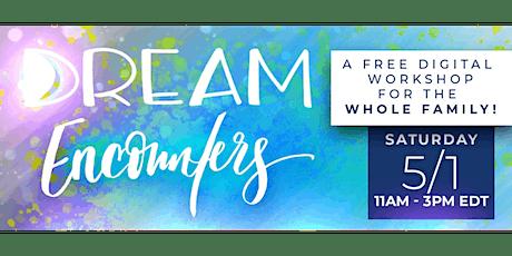 Dream Encounters Digital Workshop tickets