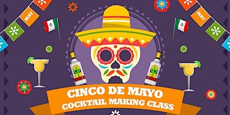 Cinco De Mayo Virtual Cocktail & Tequila Masterclass Tickets